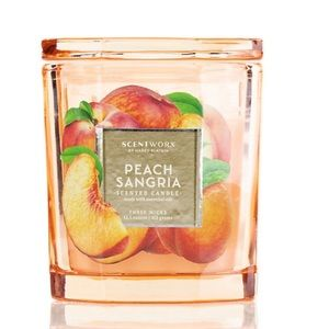 ScentWorx 🍑Sangria 3-Wick Candle